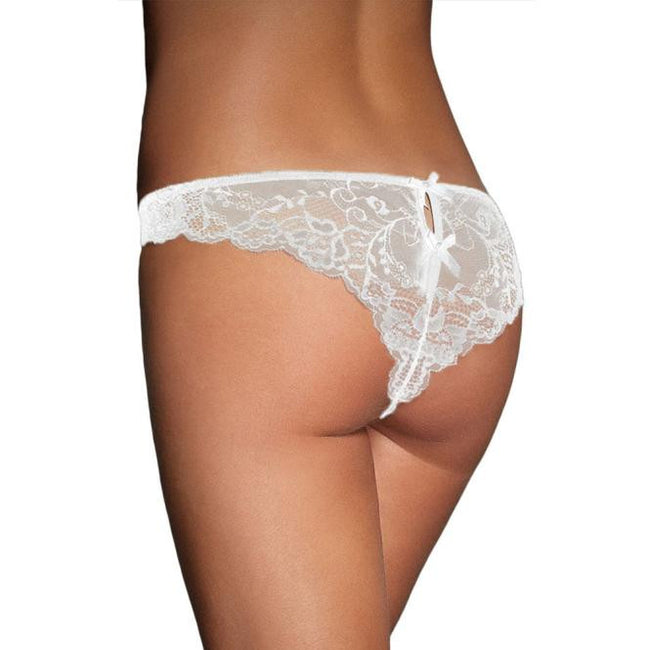 AEB31 Sexy Lace Lady Briefs Lingerie Knickers G-string Thongs Panties Underwear