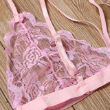 AEB137 Women Sexy Lingerie Lace Dress Babydoll Underwear Nightwear Sleepwear G-string