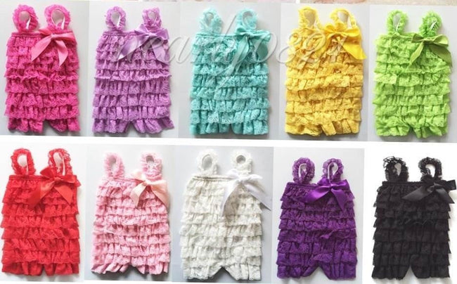 AEDW03 Cute Kids Girl Baby suit Costume Playsuit Dance Party Dress Baby photography Jumpsuit Tutu Dress