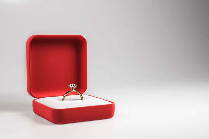 Perfect Proposal Ring