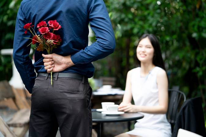 Perfect Proposal Roses