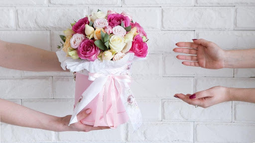 Valentines Day Flowers Delivery -Floristique SG