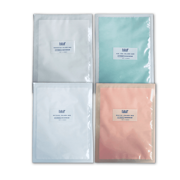 Collagen Facial Mask Series