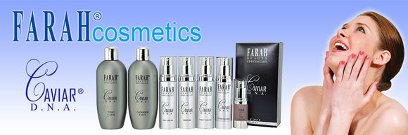 Farah Caviar DNA Series