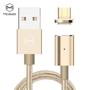 USB AM to Micro USB Cable with LED indicator