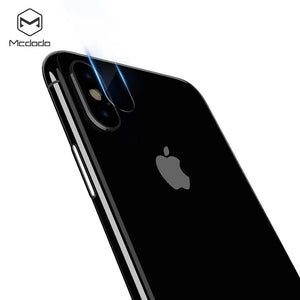 Mcdodo iPhone X Lens Tempered Glass Protector(2 pcs pack)