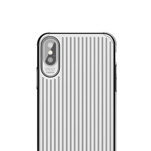 Mcdodo iPhone X Travel Starting Hard Case(PC) - Beauty Plaza