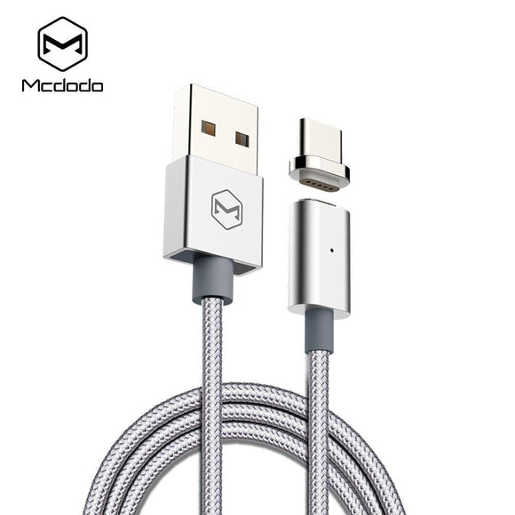 Mcdodo USB AM to Type-C  Magnetic Cable - Beauty Plaza