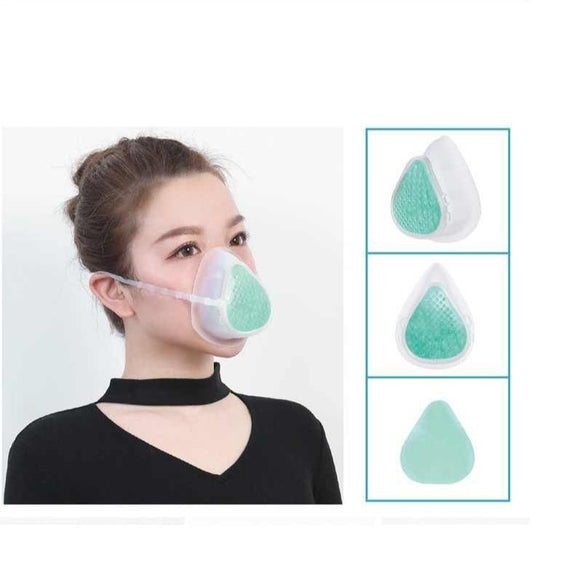 S8 KN-95 Self Suction Filtering Respirator Mask Kit - Beauty Plaza