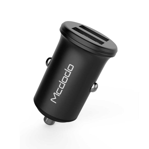 Mcdodo 5V 4.8A Dual USB Ports Car Charger