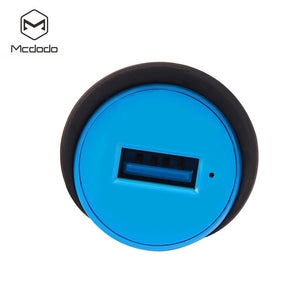 Mcdodo 5V 2.1A Single USB Ports Car Charger - Beauty Plaza