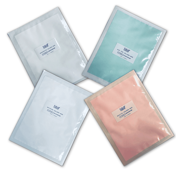 Collagen Facial Mask - Beauty Plaza