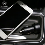 Mcdodo 5V 3.4A LED Digital Display Dual USB Ports Car Charger - Beauty Plaza