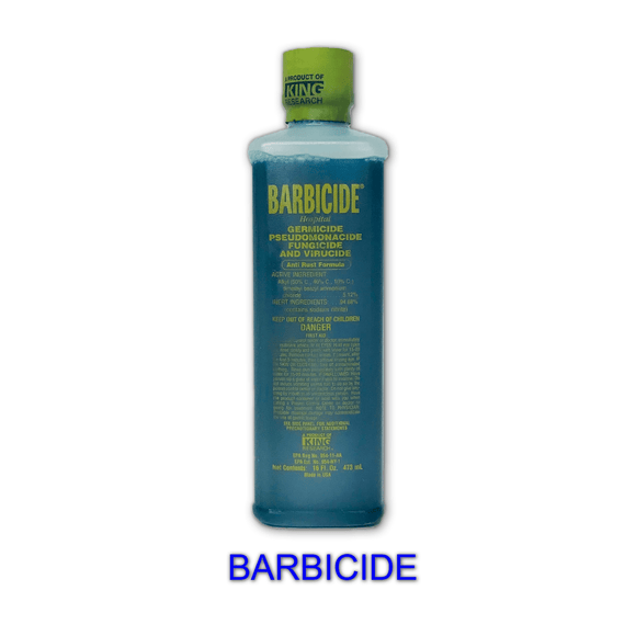 Barbicide Disinfectant by King Research