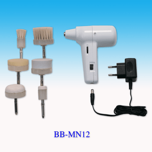 Facial Cleansing  Rotary Brush: BB-MN12 - Beauty Plaza