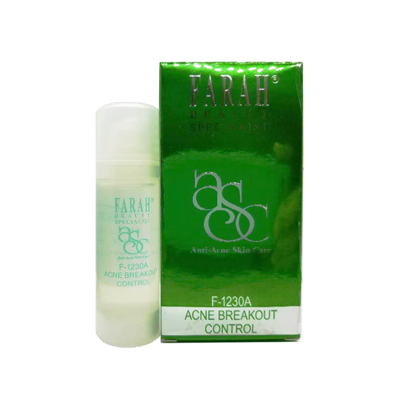 ASC Acne Breakout Concentrate F-1230A (30 ml) - Beauty Plaza