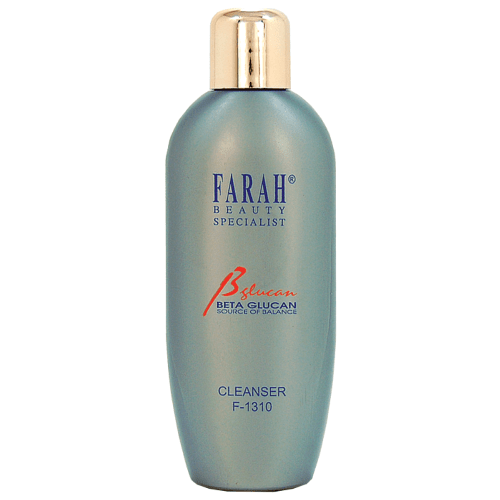 FARAH Beta Glucan Facial Cleanser F-1310 (200ml) - Beauty Plaza