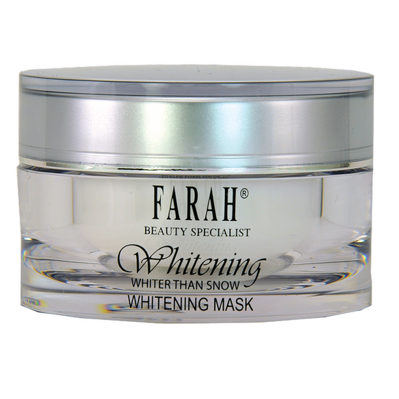 Farah Whitening Mask  F-1605 (50ml)