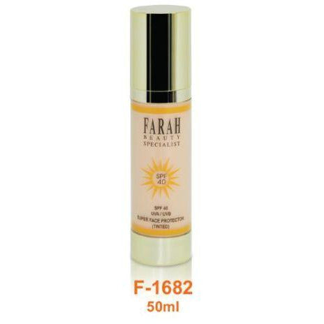 Super Face Protector Tinted SPF 40