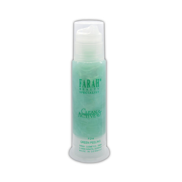 Farah GREEN PEELING F-214 (150ml)