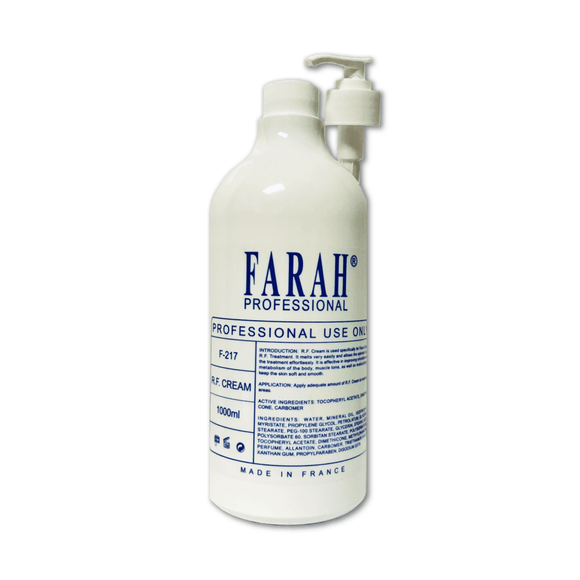 FARAH RF SYSTEM CREAM  F-217 (1000ml)