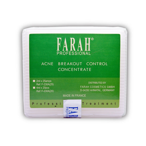FARAH ASC ACNE BREAKOUT CONCENTRATE F-230A (4ml X 20 pcs)