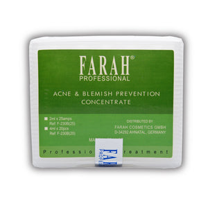 Farah Acne & Blemish Prevention Concentrate F-230B (4mlX20 pcs)
