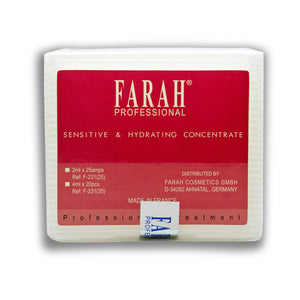 FARAH FARAH SENSITIVE Concentrate F-231(20pcs x 4ml)
