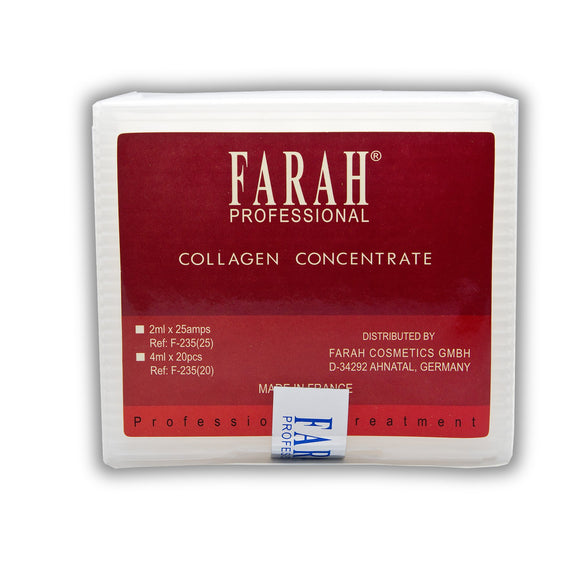 Collagen Concentrate F-235 (20pcs x 4ml) - Beauty Plaza