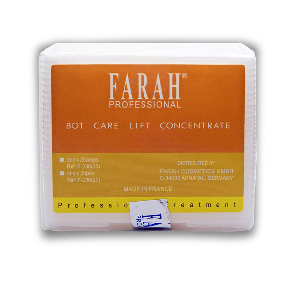 FARAH Bot Care lift Concentrate F-236 (20 Pcs X 4ml)