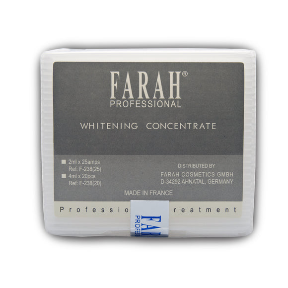 FARAH WHITENING Concentrate F-238 (20pcs x 4ml)