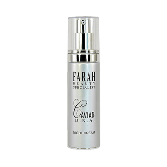 FARAH Caviar DNA NIGHT CREAM F-2515 (50ml)