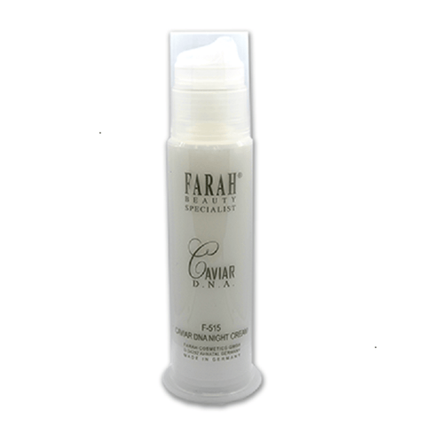 FARAH Caviar DNA NIGHT CREAM F-515 (150ml)-Cream-BeautyPlaza2015