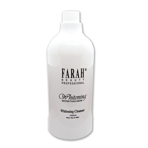 FARAH WHITENING CLEANSER F-601 (800ml)