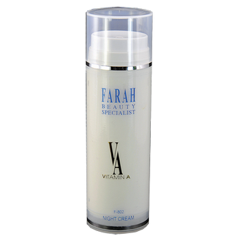 FARAH Vitamin A NIGHT Cream F-802 (150ml)