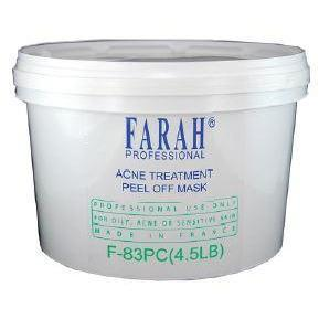 Farah Anti-Acne Peel Off Mask F-83PC (4.5LB) - Beauty Plaza