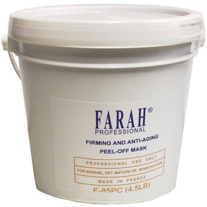 Farah Firming and Anti-Aging Peel Off Mask F-85PC (4.5lbs) - Beauty Plaza