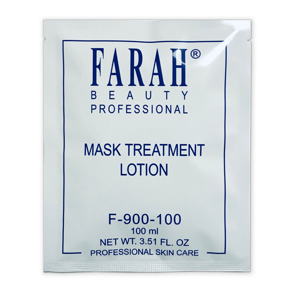 Hydration Mask Lotion F-900-100ml (Single Use)