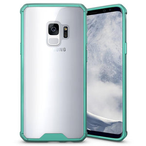 Air Pillow Transparent Shockproof Case Fit for Samsung Galaxy S9 or S9 Plus - Beauty Plaza