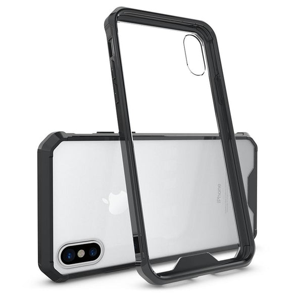 Air Pillow Shockproof Case for iPhone X