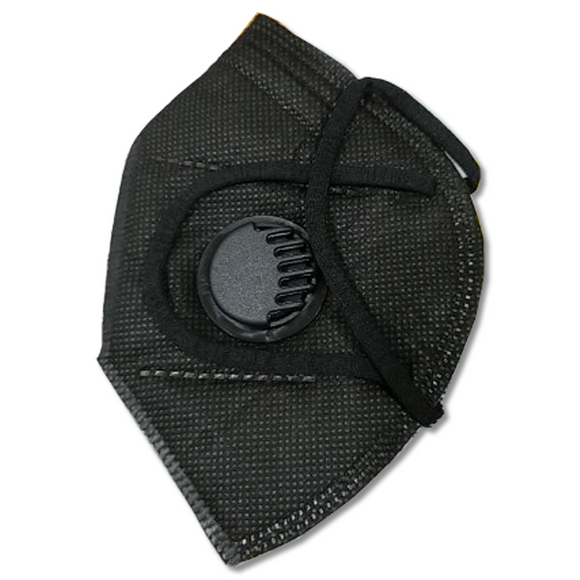 KN95 Protective Mask  Filtration Efficiency ≥ 95% Black