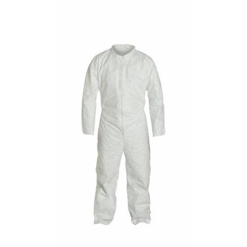 DuPont ProShield Disposable Coveralls P1125SWH, Medium, 5 Pcs