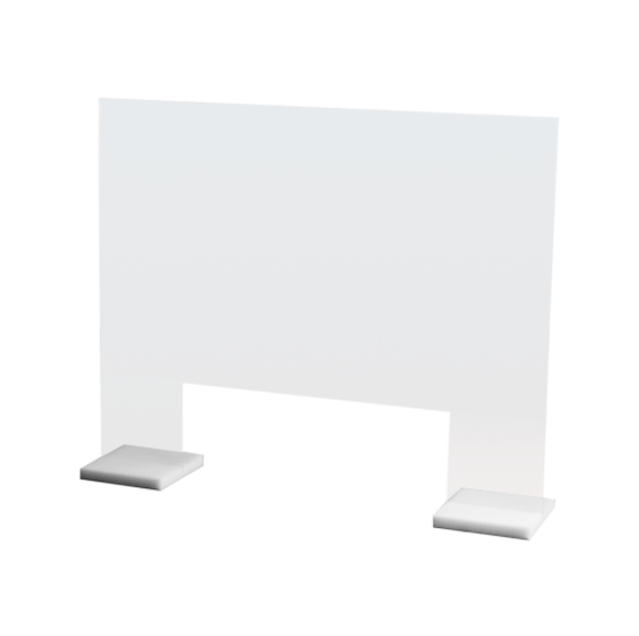 Table Divider Sneeze Guard 24