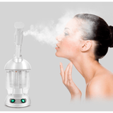 BB-08A 2-in-1 Hair and Facial Steamer Face Steamer Humidifier - Beauty Plaza