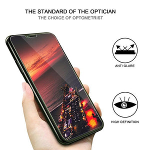 2.5 D Tempered Glass Screen Protector for iPhone X