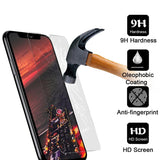 2.5 D Tempered Glass Screen Protector for iPhone X - Beauty Plaza