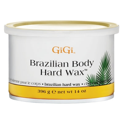 GiGi, Brazilian Hard Wax, 14 oz
