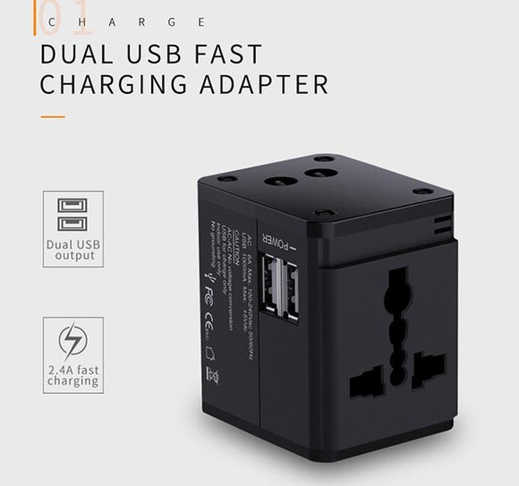 Mcdodo Universal Travel Charger( 3 kinds of Model)