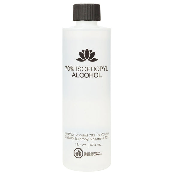 70% or 99% Isopropyl Alcohol 32 FL OZ - Beauty Plaza