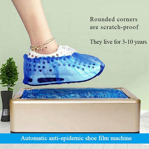 Automatic Shoe Cover Machine with 100pcs Shoe Cover